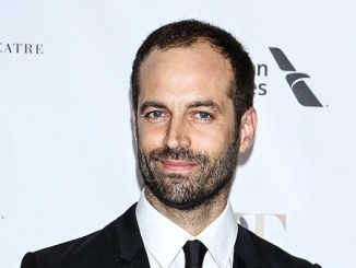 Picture of a coreographer and dancer Benjamin Millepied
