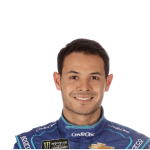 Photo of a racer Kyle Larson
