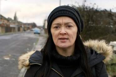 Photo of an actor and singer Bronagh Gallagher