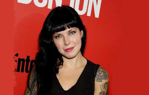 Singer Alexis Krauss photo