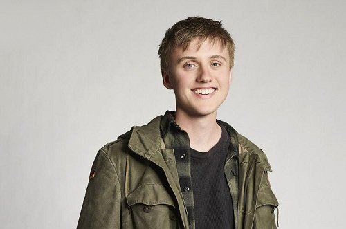 Actor Jacob McCarthy photo