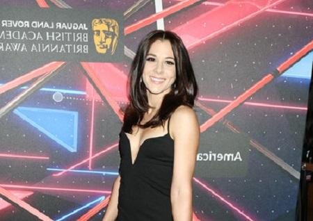 Actress Victoria Atkin image
