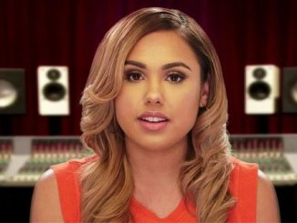 Picture of an actress and model Kristinia DeBarge