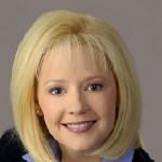 Image of a meteorologist Kristina Abernathy