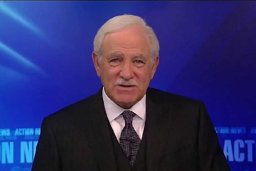 Picture of a journalist Jim Gardner
