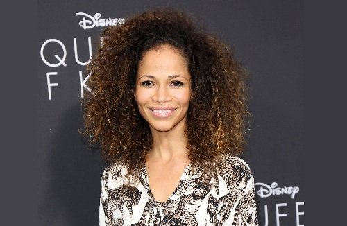 Image of an actress Sherri Saum
