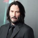 Image of an actor Keanu Reeves