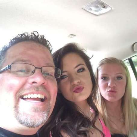 Randy Hyland's two daughter, Brooke and Paige Hyland