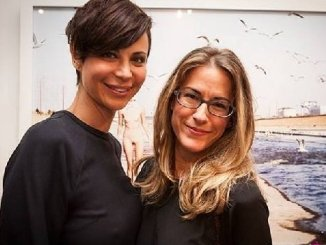 Catherine Bell and Brooke Daniells image