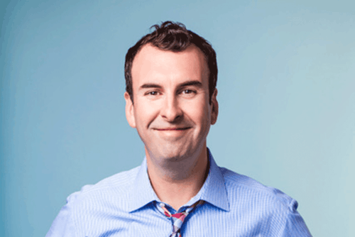 Image of an actor Matt Braunger