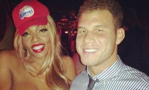 Amazon Ashley and Blake Griffin spending time