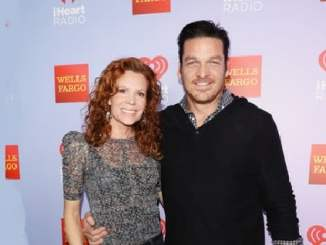 Photo of Robyn Lively and her husband