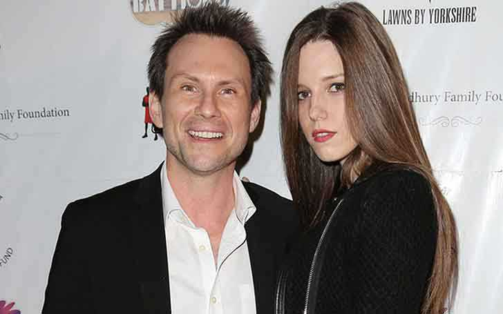 Interesting Fact about Brittany Lopez and Christian Slater