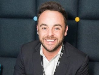 Picture of a television presenter Anthony McPartlin