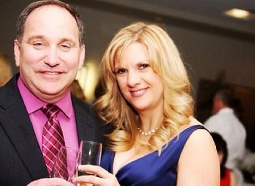 Melissa Gisoni's spouse Greg Gisoni