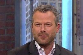 Jason Carr is an American journalist