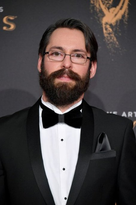 Game of Thrones Actor, Martin Starr posing for a photo.
