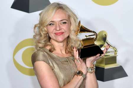Rachel Bay Jones won a Grammy Awards for her portrayal in Dear Evan Hansen.
