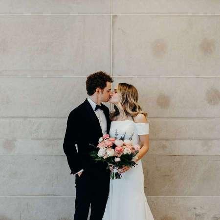 Lauren Collins and Jonathan Malen Wedding Ceremony.