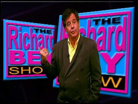 Richard Bay hosting The Richard Bay Show