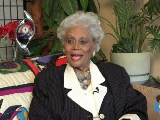 Picture of a former reporter Trudy Haynes