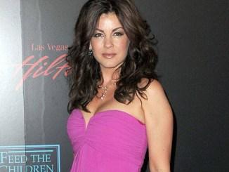 Image of an actress Julie Pinson