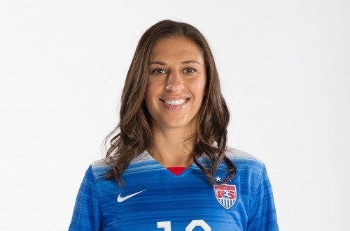 Carli Lloyd Age, Net Worth, Married, Husband, Children & Parents