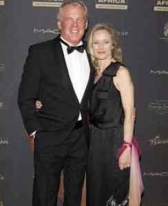 Nick Nolte & Clytie Lane