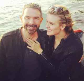 Brent Bushnell & Maggie Grace Married Life
