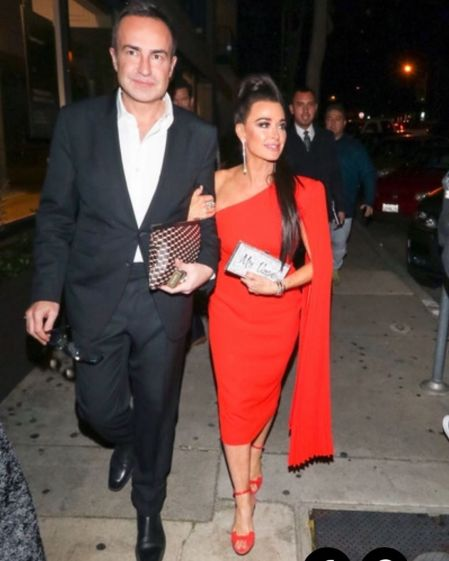 Sophia Umansky and her husband Mauricio Umansky