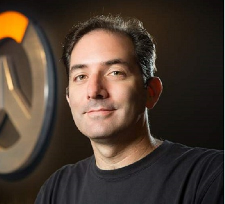 Jeff Kaplan vice president of Bizzard Entertainment