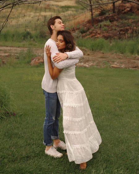Taylor Giavasis and her fiance
