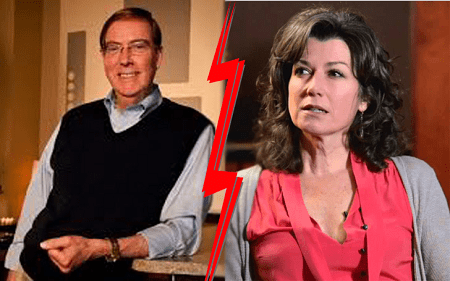 Amy Grant and her husband Gary Chapman