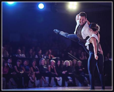 Benji Dancing