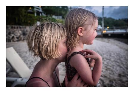 Lauren and her daughter