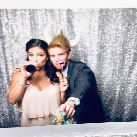 Alexa with her probable boyfriend