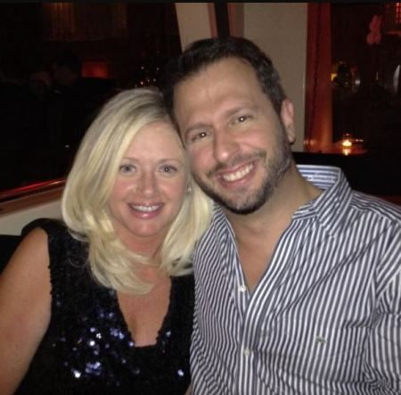 Sal the Stockbroker with his wife, Christine Governale.