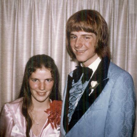 Rick Steves and Anne Steves' wedding ceremony.
