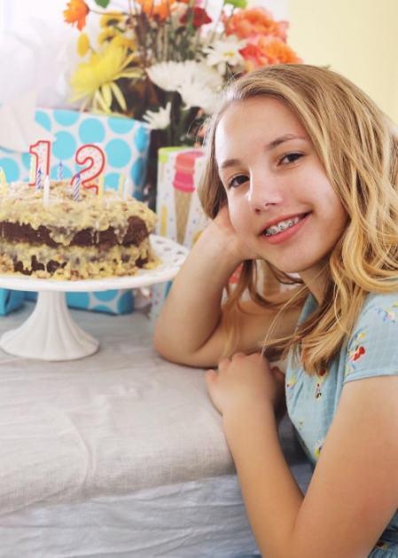 Abby Franke celebrte her 12 birthday