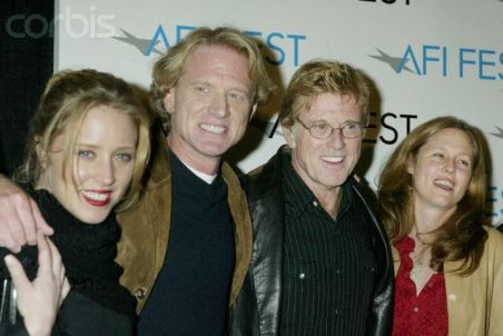 Shauna Redford with her siblings