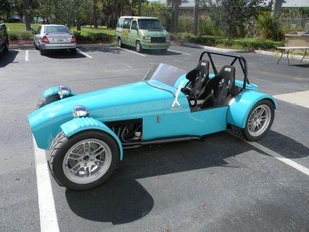 Catherman 7 sports car
