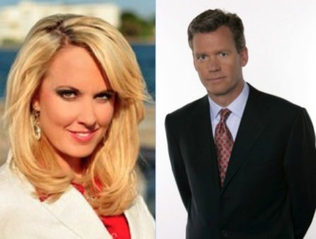 Chris Hansen and Kristyn Caddell