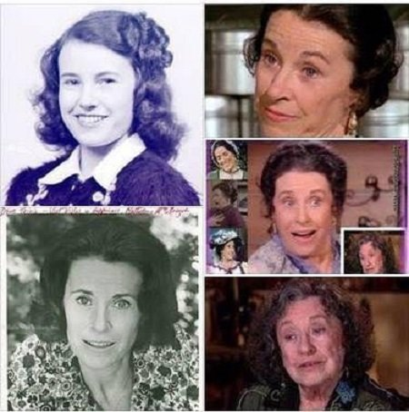 Late actress Katherine MacGregor