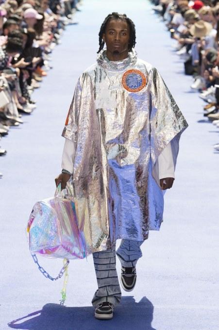 Playboi Carti Walked Virgil Abloh's First Louis Vuitton Show