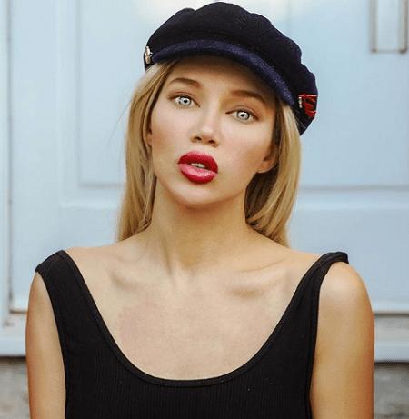 Model and actress Natalie Gal
