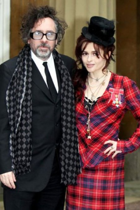 Billy parents, Tim and Helena