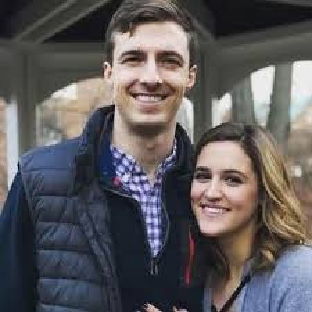 Gabby Morrongiello with her husband