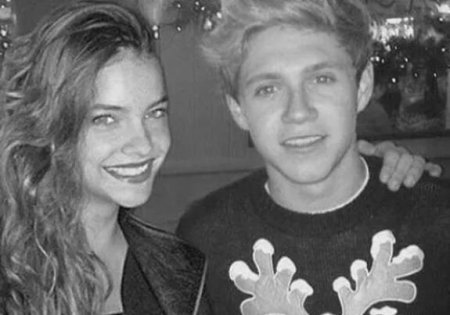 Barbara Palvin with her ex-boyfriend, Niall Horan
