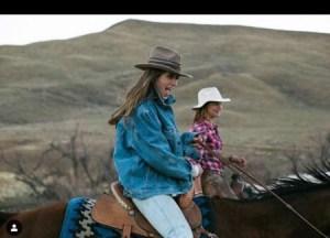 Madison Mckinley riding horse