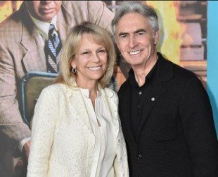 David Steinberg along with his wife, Robyn Todd